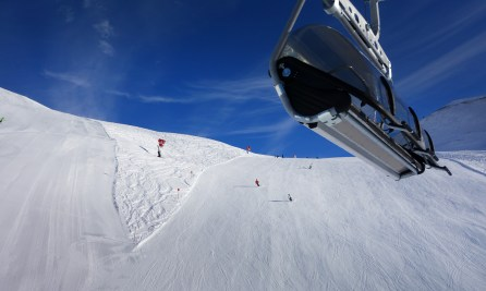 Lift - Skigebiet Serfaus Fiss Ladis
