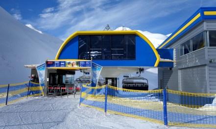Sessellift - Station