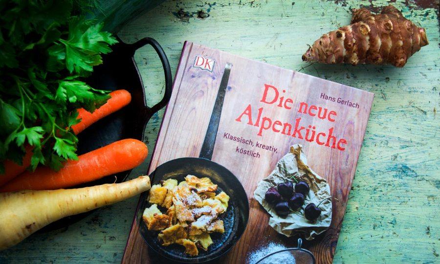 Die neue Alpenküche - DK-Verlag