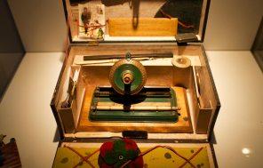 Schreibmaschinenmodell