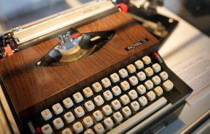 Schreibmaschine Royal Partschins