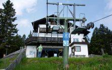 Bergstation am Vigiljoch