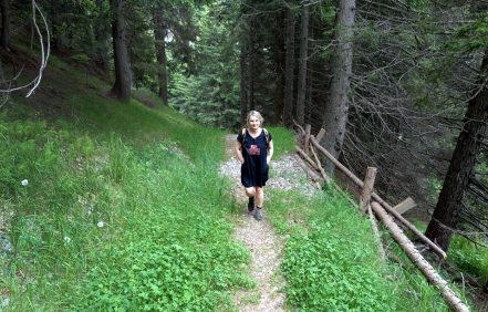 Wandern am Vigiljoch