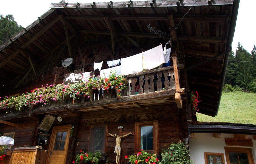Baschtelehof Ultental St.Nicolaus