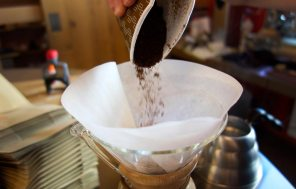 Kaffeezubereitung Kaffeerösterei 220 Grad - Salzburg