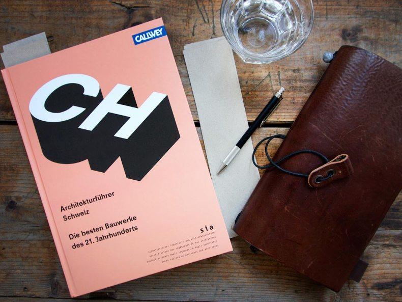 Architekturführer Schweiz - Callwey-Verlag