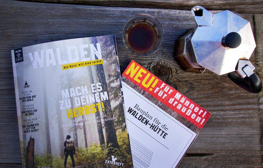 WALADEN #2 Magazin