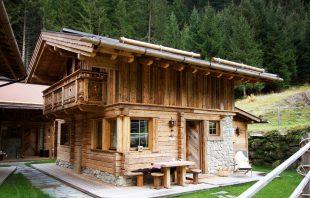 Gletscherchalet Bergfex Stubaital Tirol