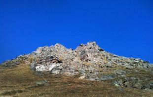 Stubaier Alpen - Bergblick