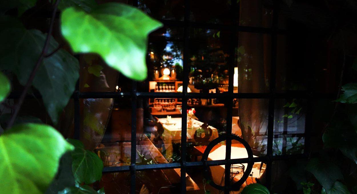 Fenster Restaurant Onkel Taa - Bad Egart