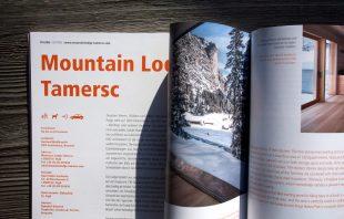 Mountain Lodge Urlaubsarchitektur 2016