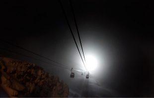 Nachtfahrt Eisgratbahn