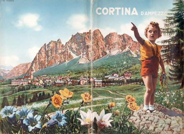 Prospekt Cortina d'Ampezzo – Vintage Alps