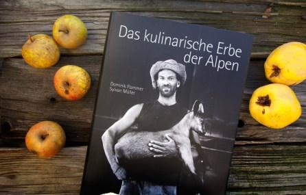 Buch Das kulinarische Erbe der Alpen
