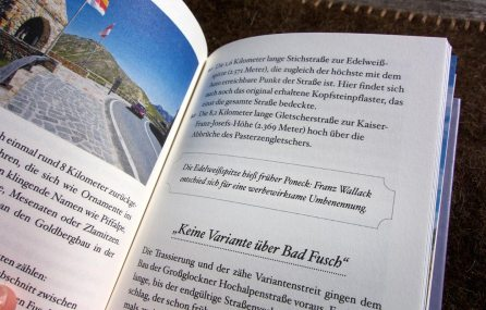 Franziska Lipp - Die Großglockner Hochalpenstraße anders erleben
