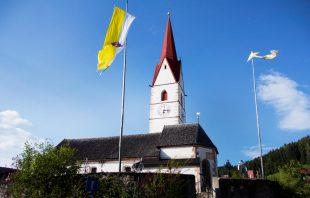 Kirchturm Vöran