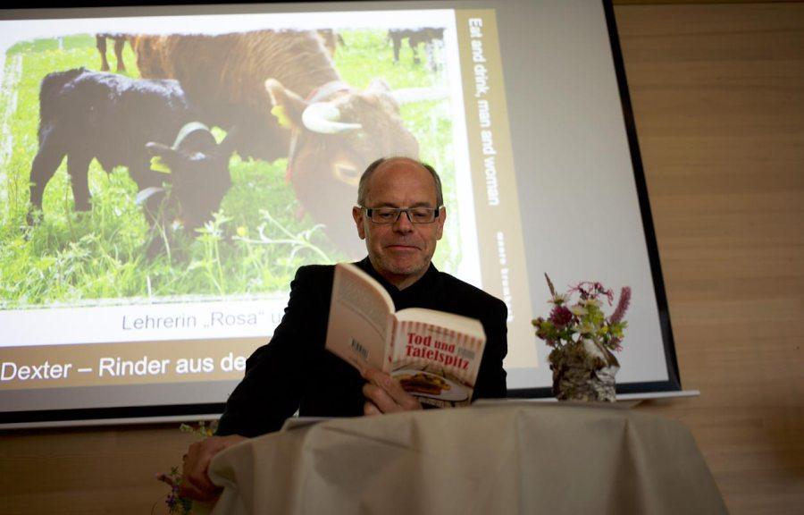 Lesung Peter Natter