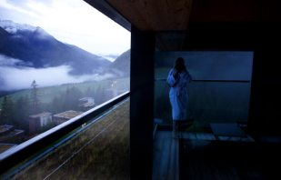 Gradonna Mountain Resort - Morgens