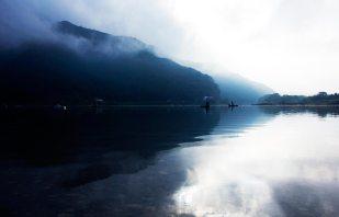 Lake Shoji Angler