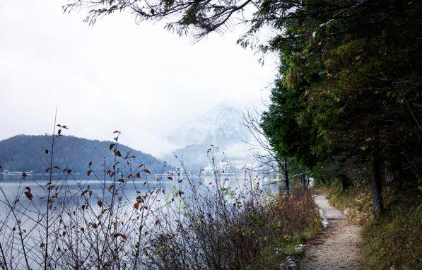 Spazierweg Altaussee Salzkammergut