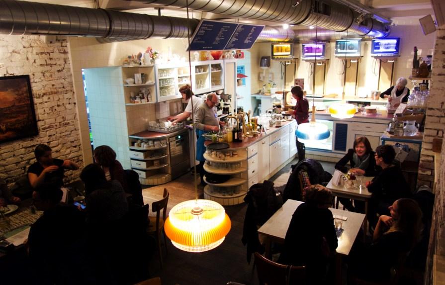 Café Vollpension Wien