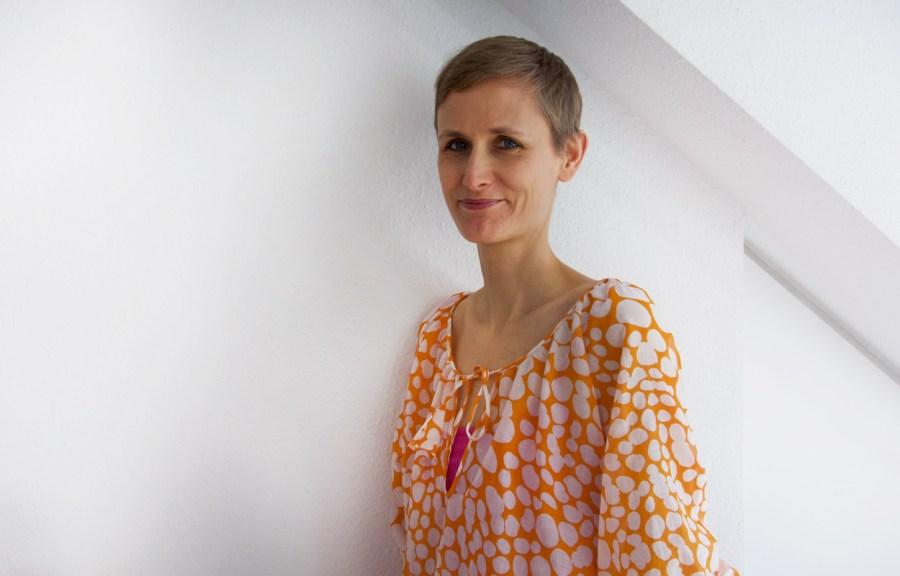 Künstlerin Anne Trieba
