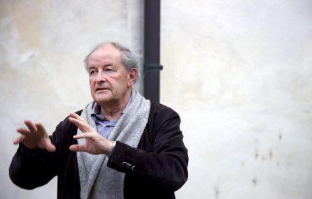 Architekt Wolfgang Piller