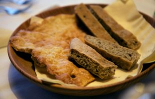 Buschenschank Oberlegar Brot