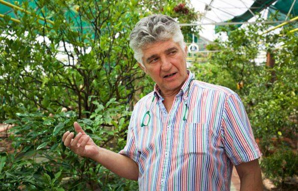 Michael Ceron – Bio Zitrusgarten Faaker See