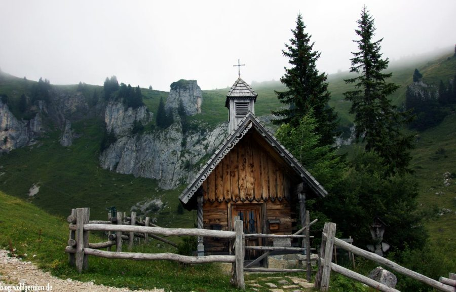 Kapelle Stie-Alm