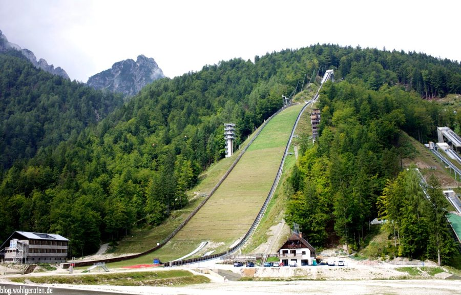 Nordic Ski Centre Planica - Sprungschanze