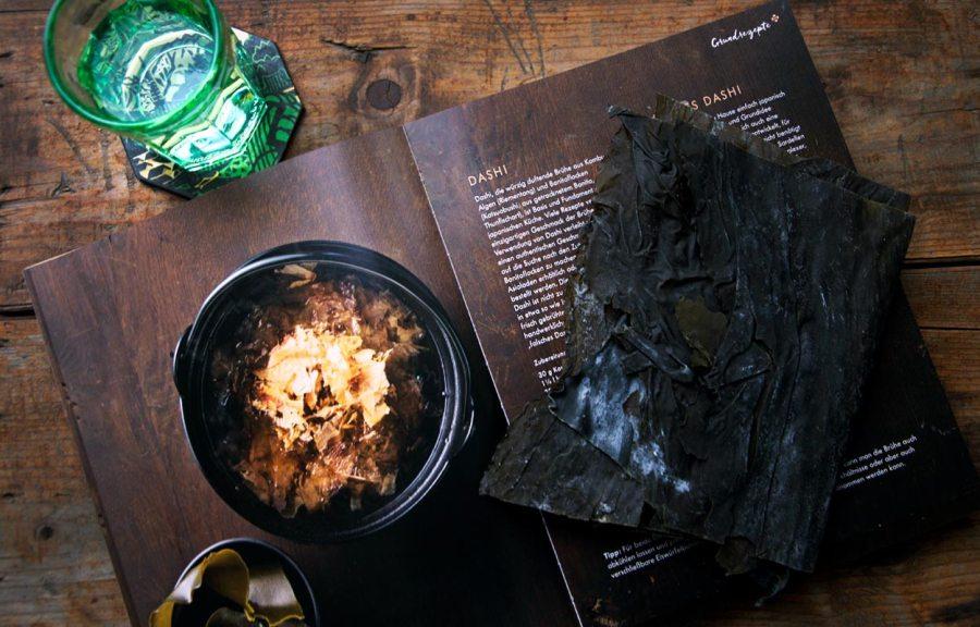 Dashi aus Konbu-Algen – Rezept