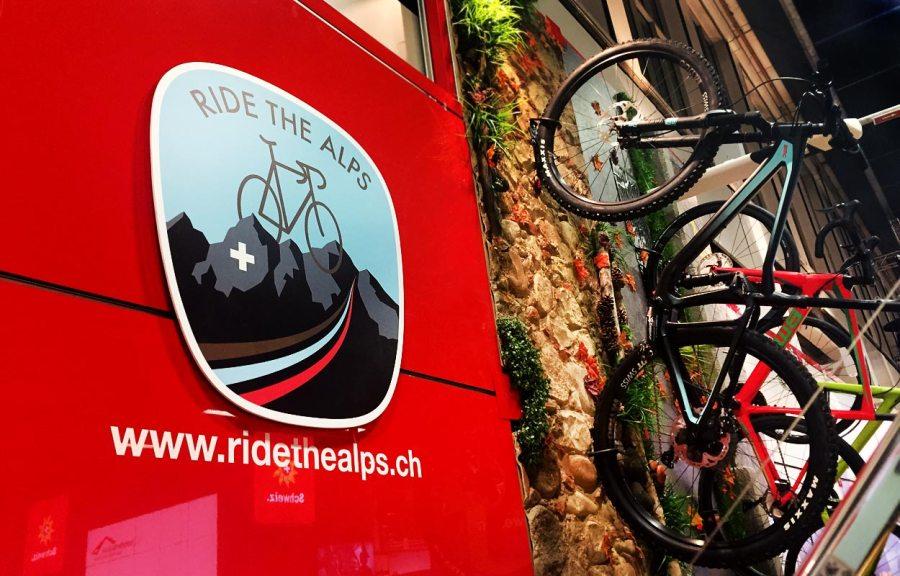 Ride the Alps 2018