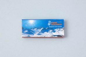 Streichhölzer – Stubaier Gletscher - Stubaital - Tirol