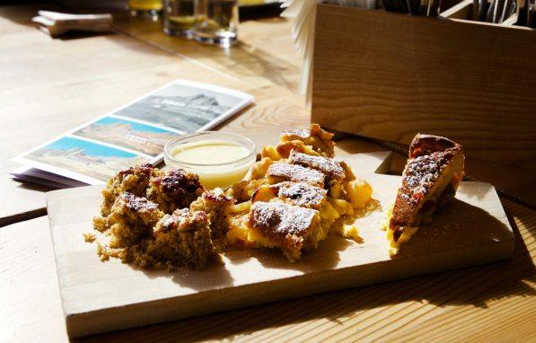 Südtiroler Kuchen – Tierser Alpe