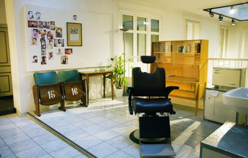 Barbier - Hotel Wiesler Graz