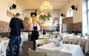 Restaurant Speisesaal - Hotel Wiesler - Graz