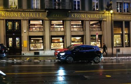 Kronenhalle Rämistrasse 4 Zürich
