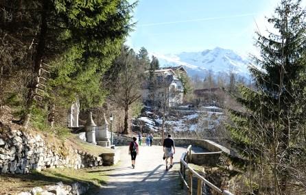 Bad Gastein – Kaiser Wilhelm Promenade