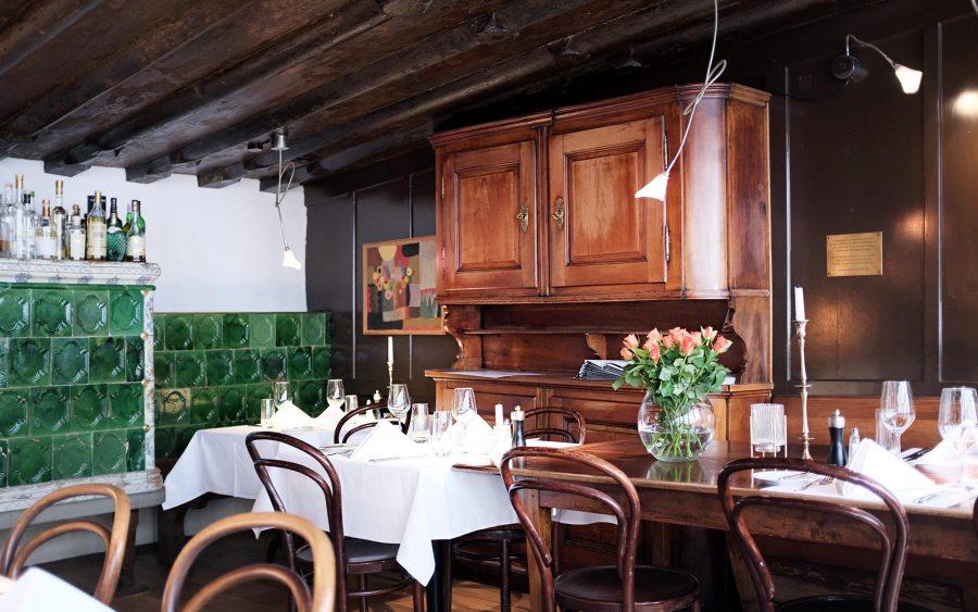 Gaststube - Zum Goldenen Schäfli