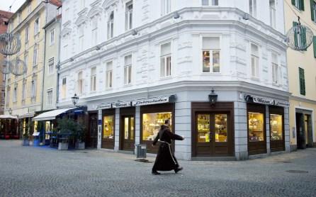 Franziskanerplatz Graz