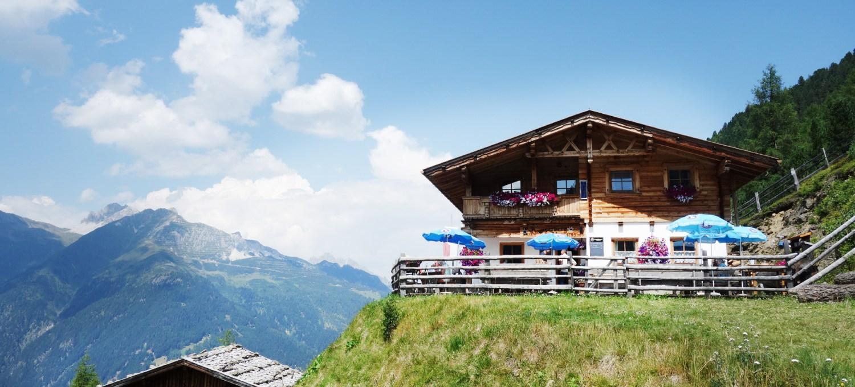 Klamperbergalm – Stubaital – Tirol