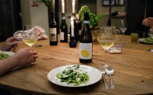Abendessen im Casa Castello