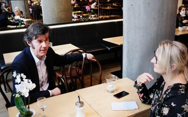 Interview mit Stefan Sagmeister