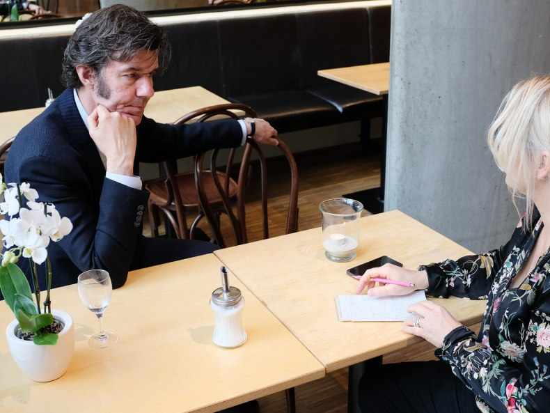 Interview mit Stefan Sagmeister