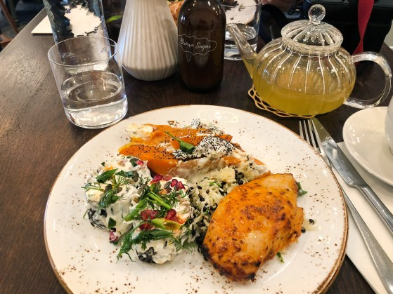 Essen im L'eto London
