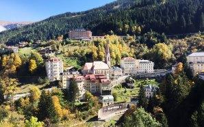 Bad Gastein im Salzburger Land