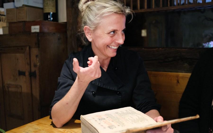 Köchin Janett Platino