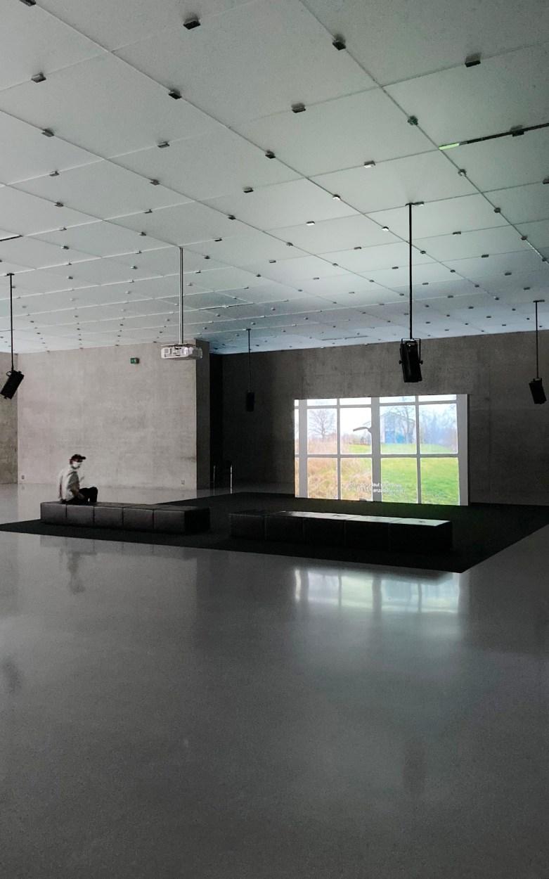 Kunsthaus Bregenz Ausstellung Unvergessliche Zeit