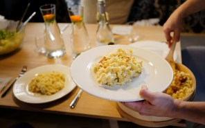 Vorarlberger Käsespätzle